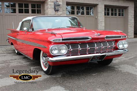 1959 Chevrolet Impala Convertible  National 1st Winner