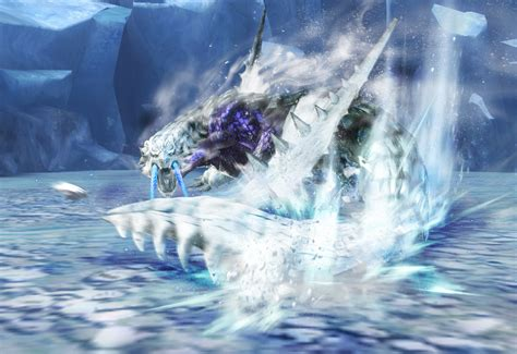 frozen barioth monster hunter wiki fandom powered  wikia