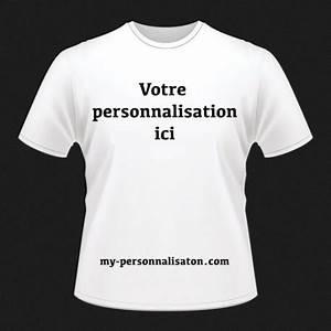 Tee Shirt A Personnaliser : t shirt femme taille s personnaliser ~ Dallasstarsshop.com Idées de Décoration
