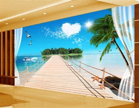 beautiful scenery wallpapers  stereo tv window
