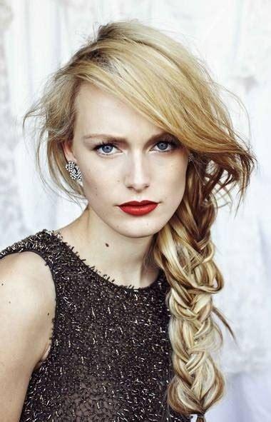 Side Braid Hairstyles by 16 Side Braid Hairstyles Pretty Hair Ideas Styles