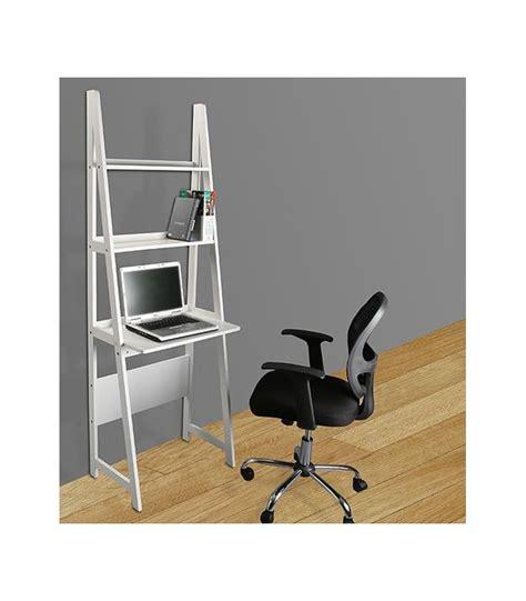 bureau en bois blanc étagère bureau en bois blanc