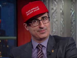 Report: John Oliver Used Tax Loophole Created by Trump On ...