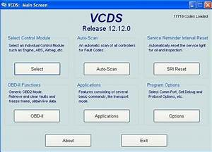 Vag Com Software : vag com vcds diagnostic software free download ~ Kayakingforconservation.com Haus und Dekorationen