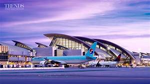 Tom Bradley International Terminal - renovation at Los ...