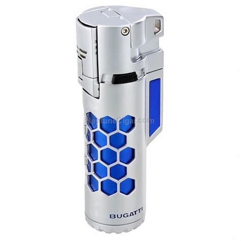 You'll find new or used products in butane torch lighter on ebay. Bugatti Mirage Double Torch Lighter