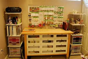 Creative Craft Room Storage Ideas The Latest Home Decor