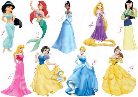 Stickers Princesse Disney Disney Princess Sticker Wall Decal Or Iron On Transfer T Shirt Fabrics Etc Ebay