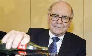 Young Warren Buffett Coke