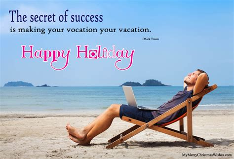 Happy Vacations Quotes