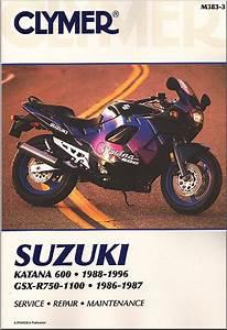 Suzuki Katana 600 88