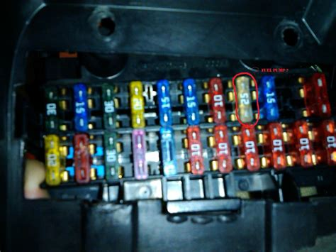 streetka fuse box fuel pump fuse members albums ford