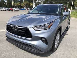 New 2020 Toyota Highlander Limited Awd Sport Utility In