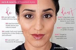 Pretty Tip Hooded Eyes  U2013 Root