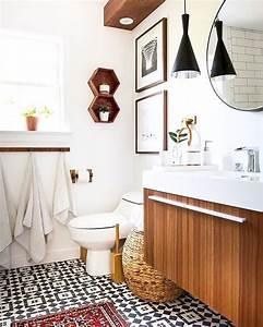 Cool, 37, Amazing, Bohemian, Style, Bathroom, Decoration, Ideas