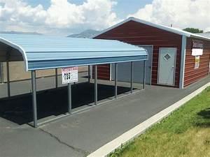 Carport Und Garage : metal carports buildings garages ebay ~ Indierocktalk.com Haus und Dekorationen
