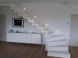 Prix Escalier Beton : escalier en beton ~ Mglfilm.com Idées de Décoration