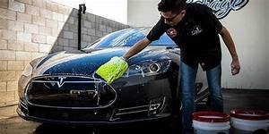 Is it possible to water wash Tesla cars? - Quora