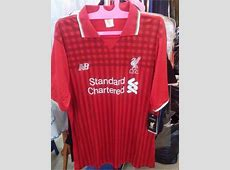 Image New Liverpool 201516 Kit Is Hideous New Shirt