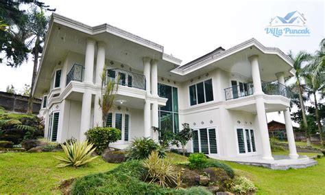 villa puncak daftar villa murah  puncak