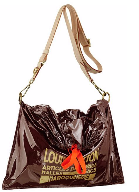 louis vuitton trash bag louis vuitton trash bag raindrop besace 1 design per day