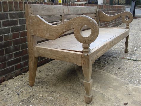 Chair Bench by Sold 20c Bench Antique Chairs Benches