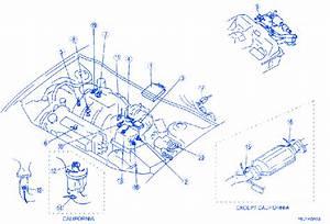 Mazda 626 2000 Electrical Circuit Wiring Diagram