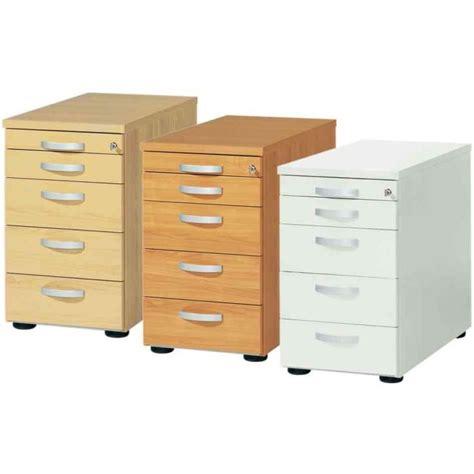 bureau a tiroir caisson de bureau a tiroir