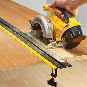 Track Saws - From High Dollar To Homemade