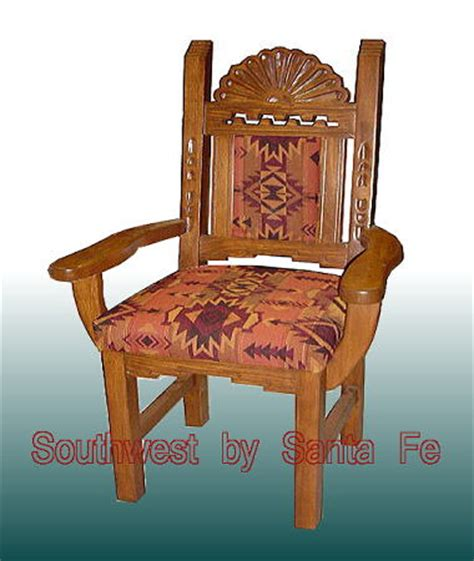 steamboat captain southwestern chairs