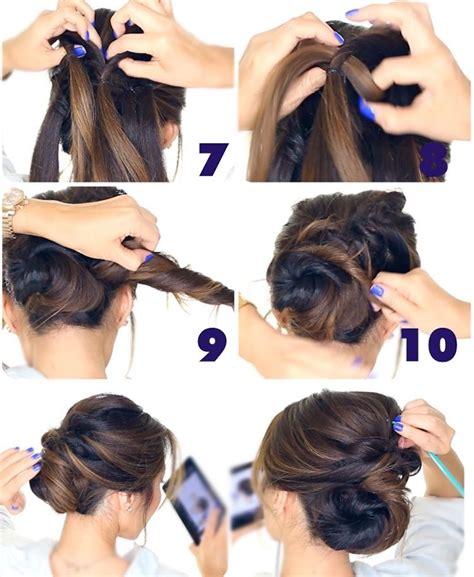 ballfrisuren selber machen abiball frisuren selber machen anleitung up do schritte lange haare haare frisuren selber