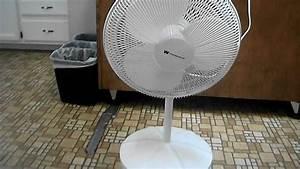 White Westinghouse Fan