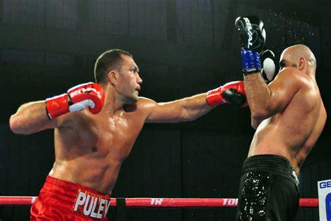 Kubrat Pulev Boxing