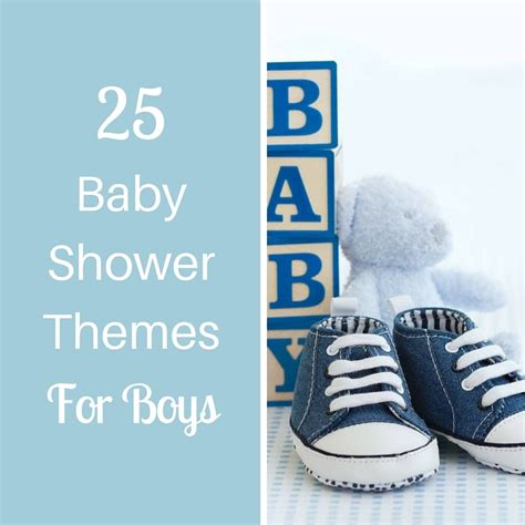 Baby Shower Theme For 25 baby shower themes for boys