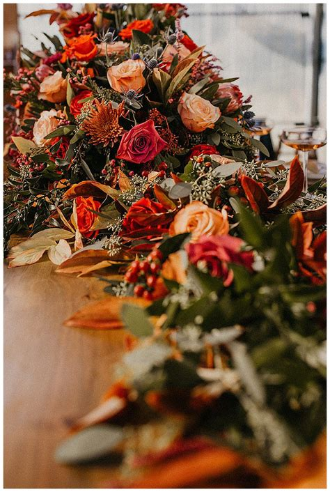 Earthy and Beautiful Fall Wedding Inspiration for Autumn