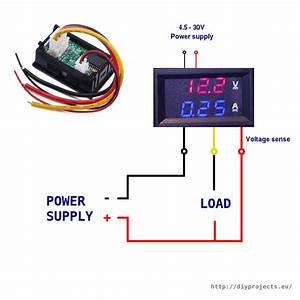 How Do I Wire This Volt  Ammeter