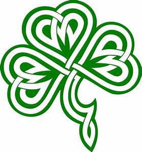 Celtic Knot Clover | www.imgkid.com - The Image Kid Has It!