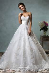 sweetheart wedding dresses strapless sweetheart neckline vintage gown lace wedding dress groupdress