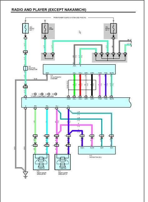 Wiring Diagram Help Clublexus Lexus Forum Discussion