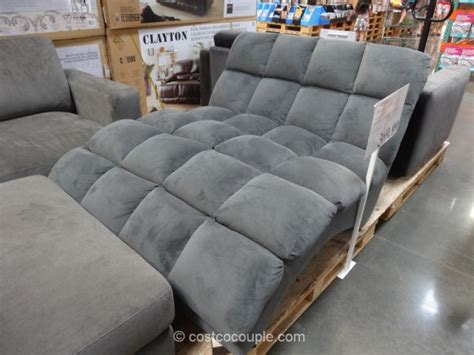 costco chaise lounge emerald home boylston fabric chaise
