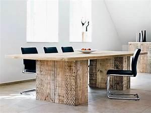 Tisch Aus Bohlen : m bel mit ko siegel zuhause wohnen ~ Sanjose-hotels-ca.com Haus und Dekorationen