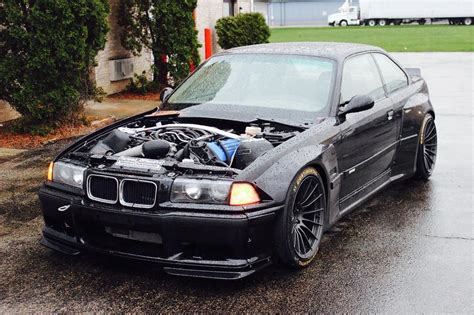 Bmw M3 E36 With A Coyote V8  Engine Swap Depot