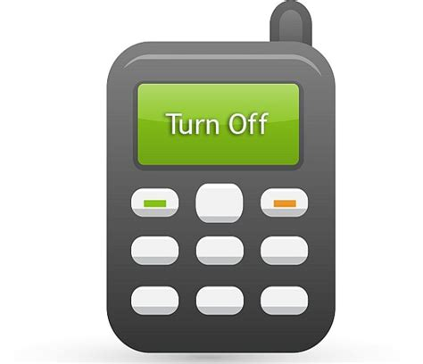 turn phone turn cell phone poster templates for word powerpoint