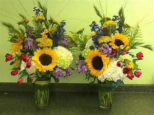 August Flowers In Season  U0026quot Sunflower U0026quot