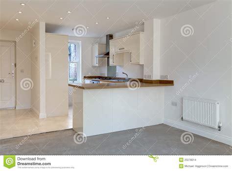 plans cuisine ouverte cuisine ouverte moderne de plan photo stock image 23278014