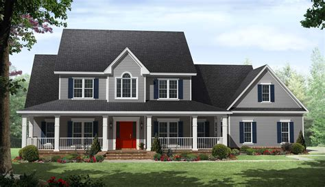 southern plantation floor plans country homes plans with porches