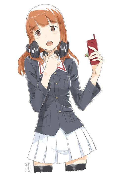 Takebe Saori Girls Und Panzer Drawn By Kawashinamomen