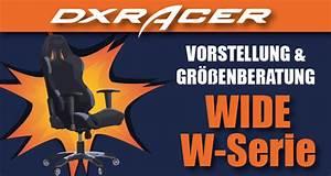 Orthopädischer Bürostuhl Test : dxracer wide series test gr enberatung ~ Orissabook.com Haus und Dekorationen