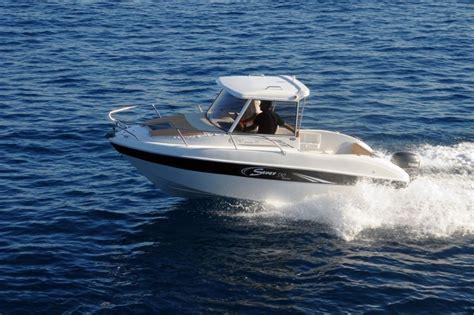 saver 590 cabin fisher saver imbarcazioni