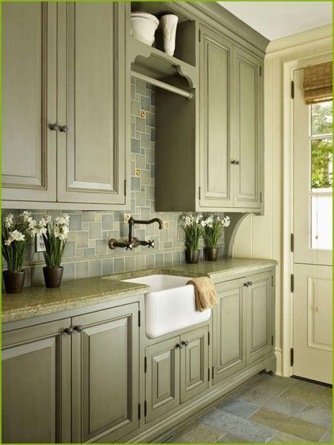 sage green kitchen cabinets besto blog